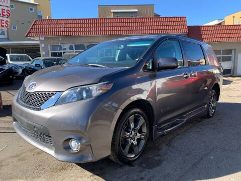 2013 Toyota Sienna for sale at STS Automotive in Denver CO