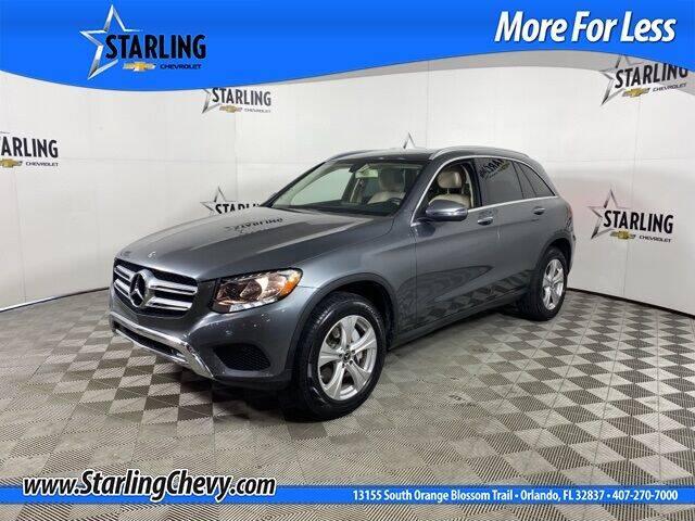2018 Mercedes-Benz GLC for sale at Pedro @ Starling Chevrolet in Orlando FL
