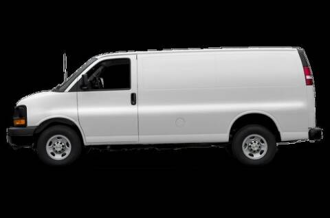2014 Chevrolet Express Cargo for sale at Econo Auto Sales Inc in Raleigh NC
