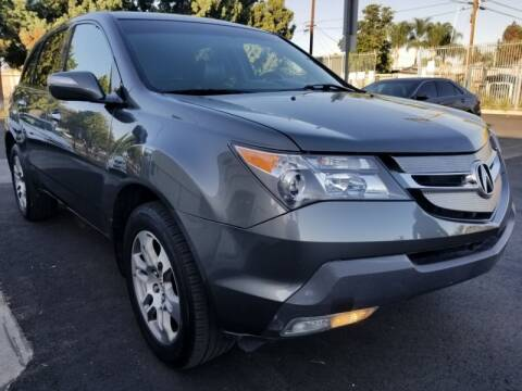 2007 Acura MDX for sale at Ournextcar/Ramirez Auto Sales in Downey CA