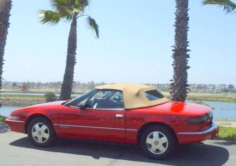 1990 Buick Reatta for sale at Classic Car Deals in Cadillac MI
