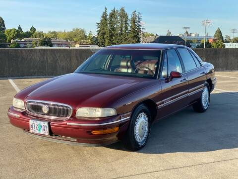 1997 Buick LeSabre for sale at Rave Auto Sales in Corvallis OR