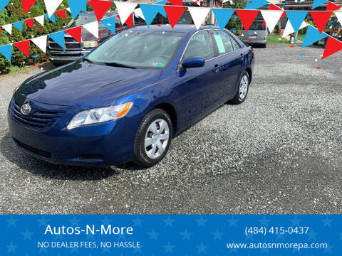 2009 Toyota Camry for sale at Autos-N-More in Gilbertsville PA