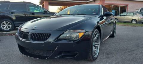 2007 BMW M6 for sale at Central 1 Auto Brokers in Virginia Beach VA