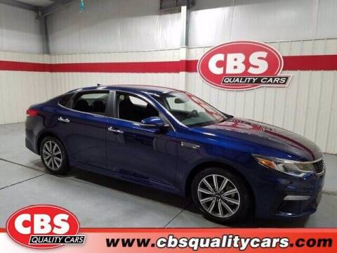 2019 Kia Optima for sale at CBS Quality Cars in Durham NC