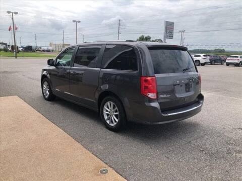 2019 Dodge Grand Caravan for sale at Herman Jenkins Used Cars in Union City TN