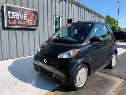 2013 Smart fortwo for sale at Drive 1 Car & Truck in Springfield OH