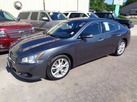 2013 Nissan Maxima for sale at De Anda Auto Sales in Storm Lake IA