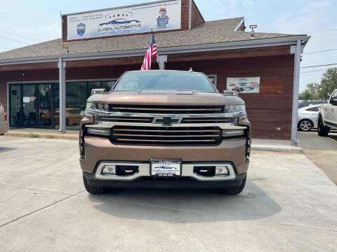 2019 Chevrolet Silverado 1500 for sale at Global Automotive Imports in Denver CO