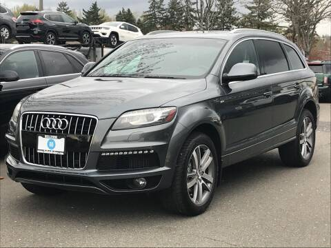 2012 Audi Q7 for sale at GO AUTO BROKERS in Bellevue WA
