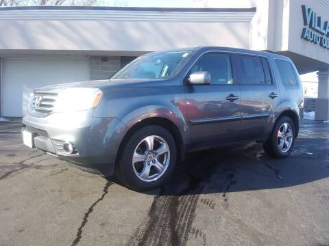 2013 Honda Pilot for sale at Village Auto Outlet in Milan IL