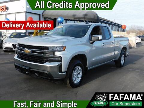 2020 Chevrolet Silverado 1500 for sale at FAFAMA AUTO SALES Inc in Milford MA
