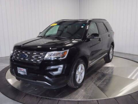 2017 Ford Explorer for sale at HILAND TOYOTA in Moline IL