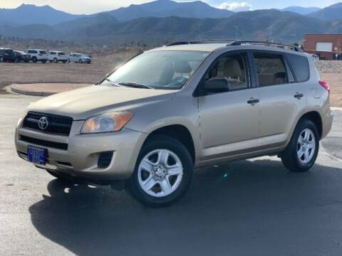 2010 Toyota RAV4 for sale at Lakeside Auto Brokers Inc. in Colorado Springs CO