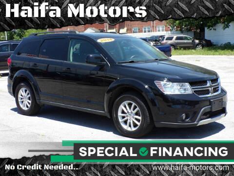 2014 Dodge Journey for sale at Haifa Motors in Philadelphia PA