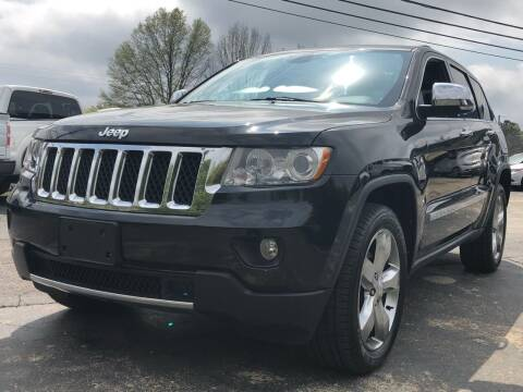 2012 Jeep Grand Cherokee for sale at Capital Motors in Raleigh NC