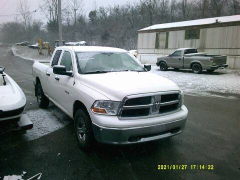 2009 Dodge Ram Pickup 1500 for sale at WEINLE MOTORSPORTS in Cleves OH