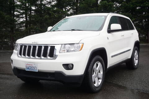 2011 Jeep Grand Cherokee for sale at West Coast Auto Works in Edmonds WA
