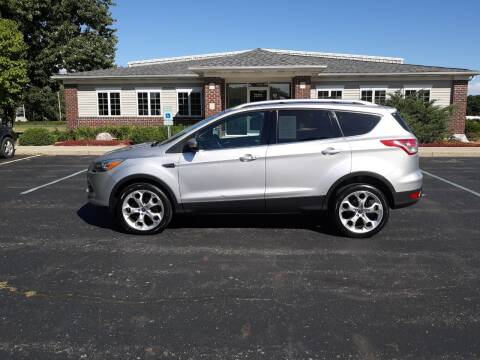 2013 Ford Escape for sale at Pierce Automotive, Inc. in Antwerp OH