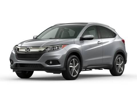 2021 Honda HR-V for sale at MILLENNIUM HONDA in Hempstead NY
