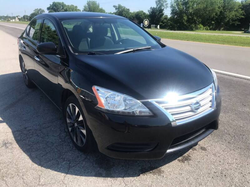 2015 Nissan Sentra for sale at Tennessee Auto Brokers LLC in Murfreesboro TN