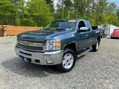 2012 Chevrolet Silverado 1500 for sale at Hornes Auto Sales LLC in Epping NH