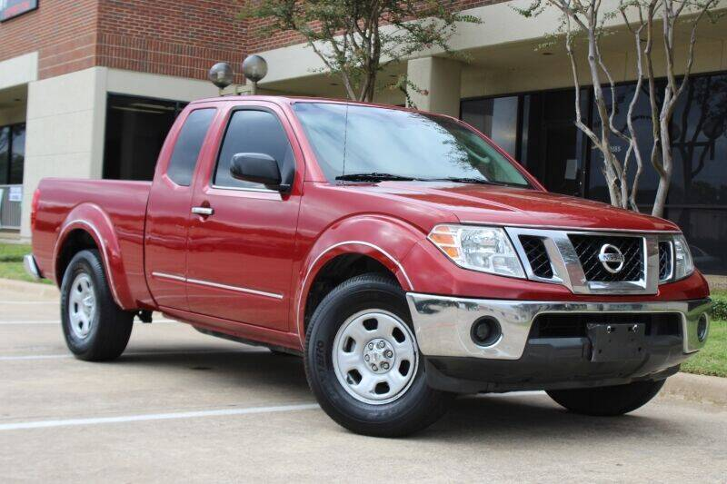 2009 Nissan Frontier for sale at DFW Universal Auto in Dallas TX