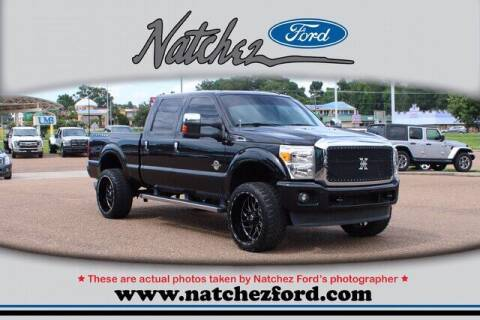 2015 Ford F-250 Super Duty for sale at Auto Group South - Natchez Ford Lincoln in Natchez MS