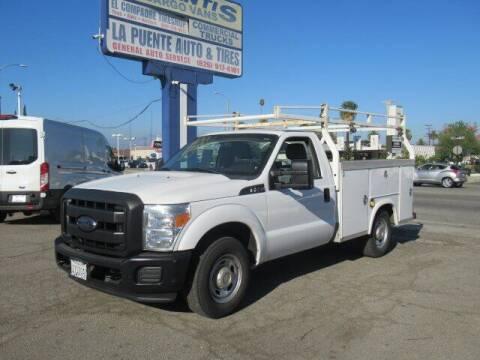 2016 Ford F-250 Super Duty for sale at Atlantis Auto Sales in La Puente CA