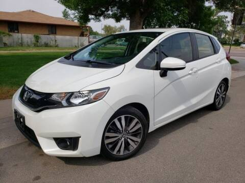 2016 Honda Fit for sale at Auto Brokers in Sheridan CO