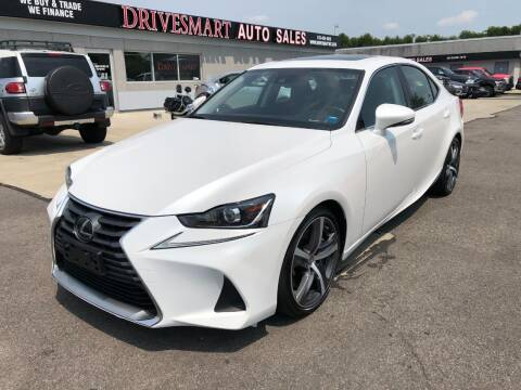 2018 Lexus IS 300 for sale at DriveSmart Auto Sales in West Chester OH