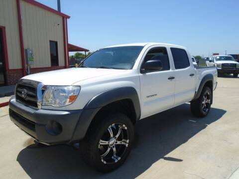 2007 Toyota Tacoma for sale at Premier Foreign Domestic Cars in Houston TX