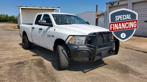 2015 RAM Ram Pickup 1500 for sale at ZORA MOTORS in Rosenberg TX