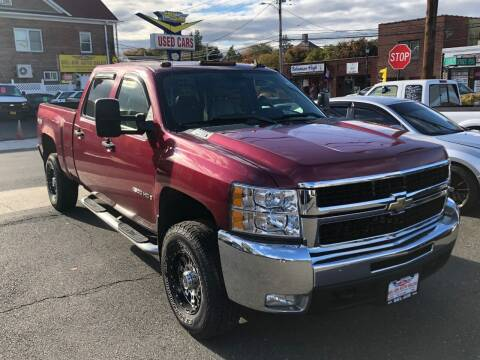 2007 Chevrolet Silverado 2500HD for sale at Bel Air Auto Sales in Milford CT