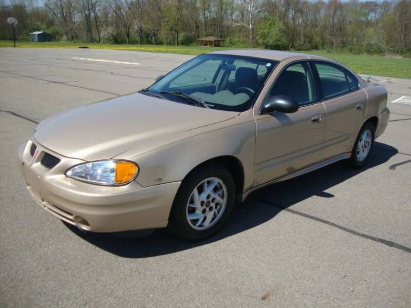 2004 Pontiac Grand Am for sale at MIKES AUTO CENTER in Lexington OH