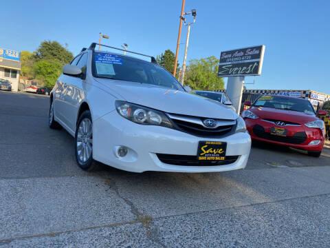 2010 Subaru Impreza for sale at Save Auto Sales in Sacramento CA