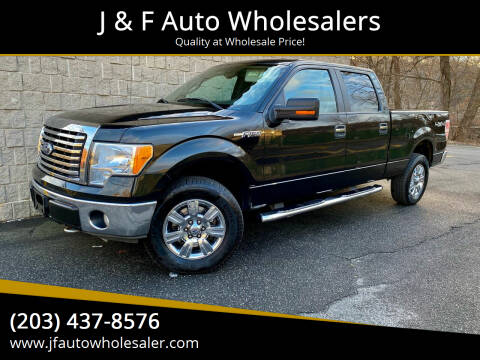 2010 Ford F-150 for sale at J & F Auto Wholesalers in Waterbury CT