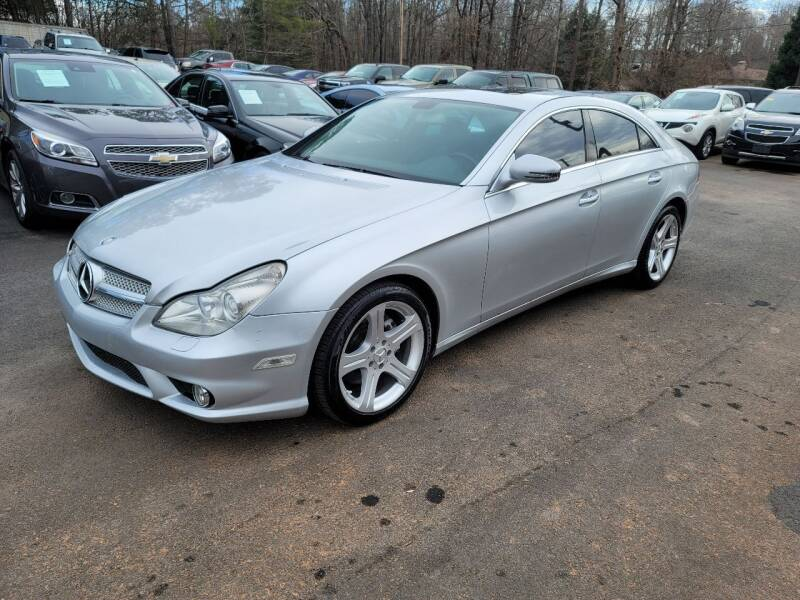 2006 Mercedes-Benz CLS for sale at GA Auto IMPORTS  LLC in Buford GA