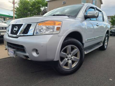 2011 Nissan Armada for sale at Express Auto Mall in Totowa NJ