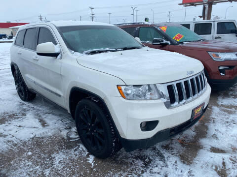2011 Jeep Grand Cherokee for sale at Top Line Auto Sales in Idaho Falls ID