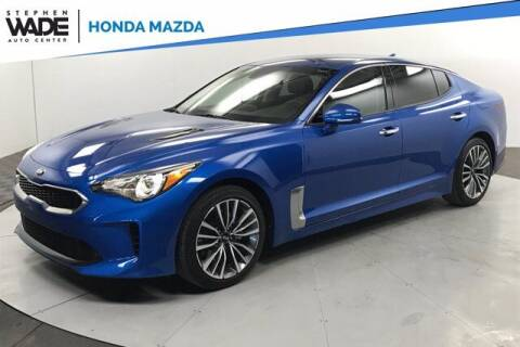 2019 Kia Stinger for sale at Stephen Wade Pre-Owned Supercenter in Saint George UT