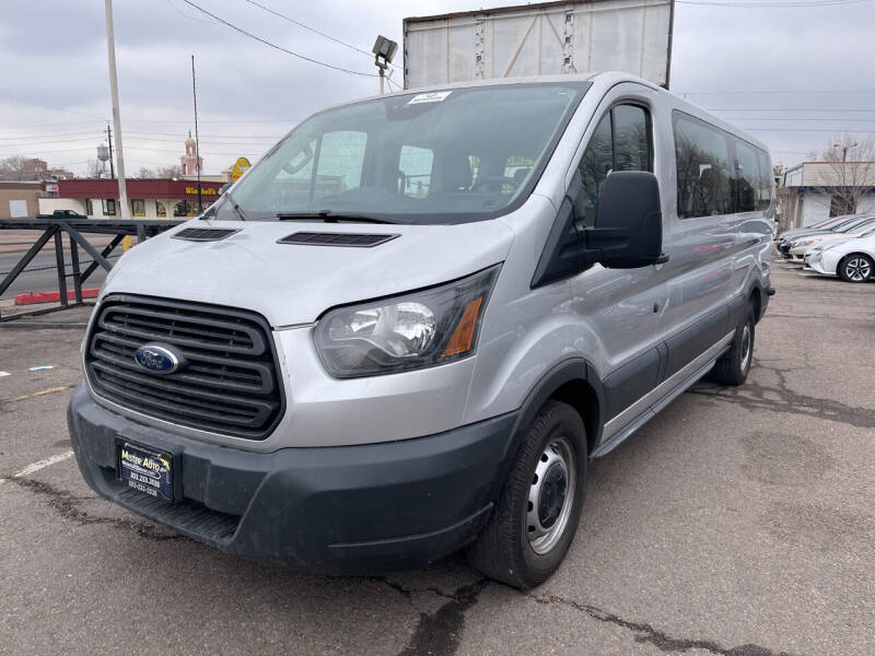 2017 Ford Transit Passenger for sale at Mister Auto in Lakewood CO