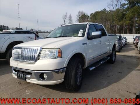 2008 Lincoln Mark LT for sale at East Coast Auto Source Inc. in Bedford VA
