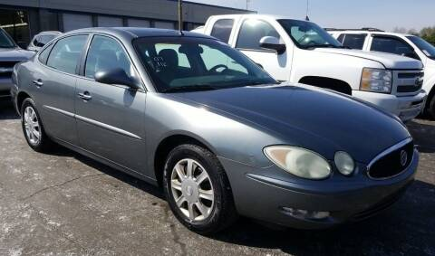 2005 Buick LaCrosse for sale at Angelo's Auto Sales in Lowellville OH