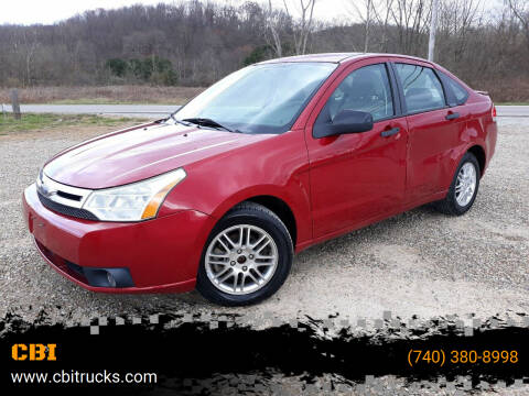 2010 Ford Focus for sale at CBI in Logan OH