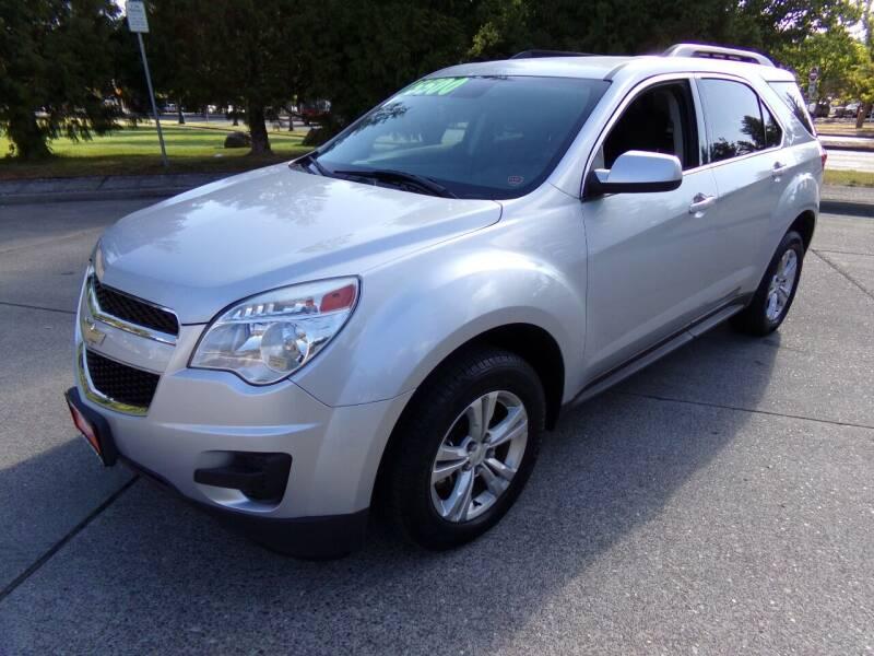 2012 Chevrolet Equinox for sale at Signature Auto Sales in Bremerton WA
