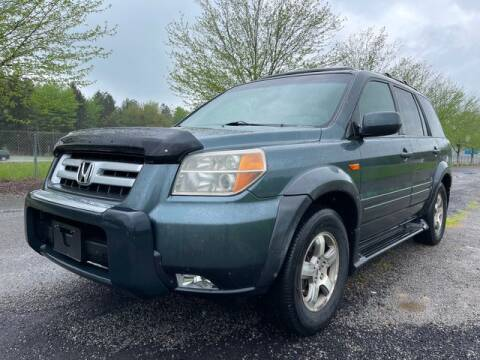 2006 Honda Pilot for sale at GOOD USED CARS INC in Ravenna OH