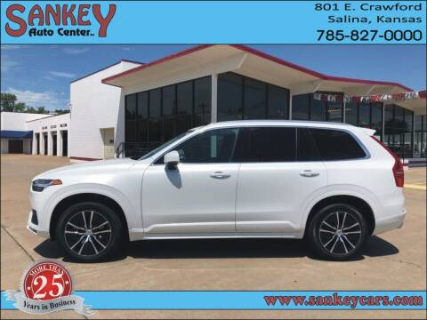 2020 Volvo XC90 for sale at Sankey Auto Center, Inc in Salina KS