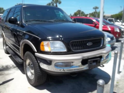 1998 Ford Expedition for sale at PJ's Auto World Inc in Clearwater FL