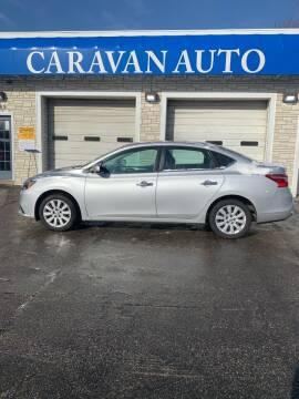 2018 Nissan Sentra for sale at Caravan Auto in Cranston RI